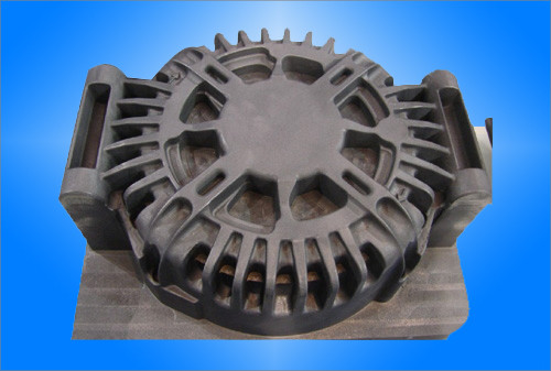 Graphite Mold For Electric Discharge Machining